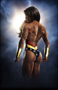 Wonder Woman from Scott Harben