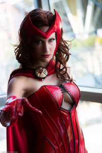 Dasha Bolotina as Scarlet Witch
