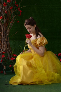 Constance Neverland Cosplay as Belle
