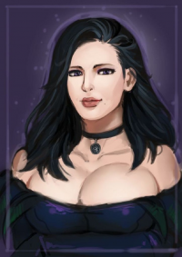 Yennefer from Nesoun Smith