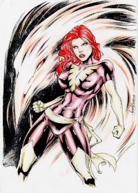 Dark Phoenix from Ed Benes Studio