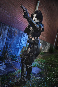 Reeeimagine Cosplay as Domino