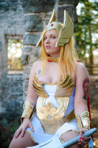 Marzstardust Cosplay as She-Ra