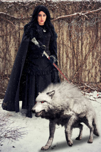 Northern Belle as Jon Snow
