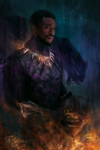Black Panther from jasric