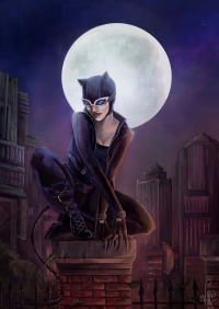 Catwoman from Azparren-victoria