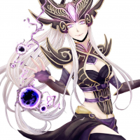 Syndra from envyra