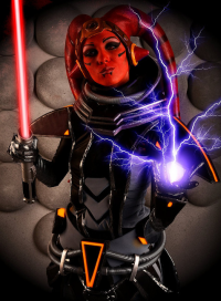 Feyische as Sith