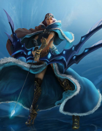 Ashe from Brian Chan