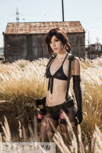 Tali Xoxo as Quiet
