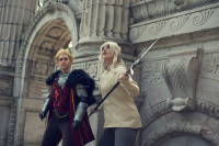 Villanarei Cosplay as Cullen, EnviousJack as Inquisitor