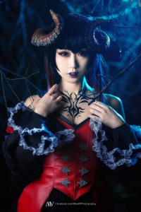 JS Cosplay as Eliza