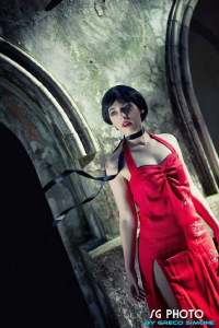 Mikoto Katy as Ada Wong
