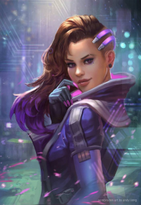 Sombra from Andy Liong