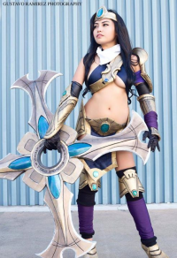 Mizzi Mie as Sivir