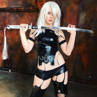 Genevieve Marie as A2