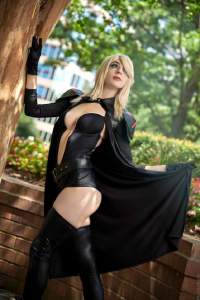 Scarlet S2 as Emma Frost