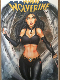 X-23 from Collette Turner