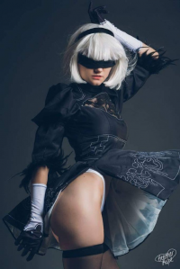 Ashe Iverk as 2B