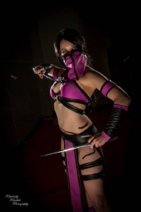 Chex33 as Mileena