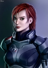 Jane Shepard from Chaosbringer99