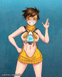 Tracer from Burbur