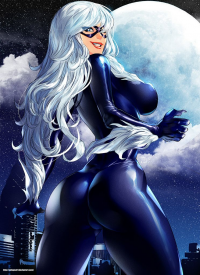 Black Cat from Carlos Javier