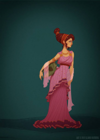 Megara from Claire Hummel
