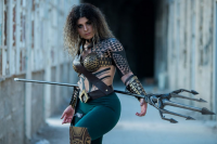 Yeliz Cosplay as Aquaman