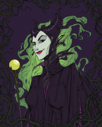 Maleficent from Christopher Ables