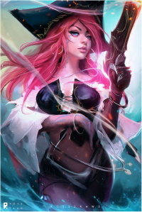 Miss Fortune from Rossdraws
