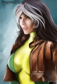 Rogue from Fernando Neves Rocha