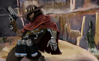 McCree from Amelia Harden