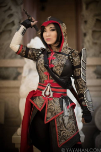 Yaya Han as Shao Jun