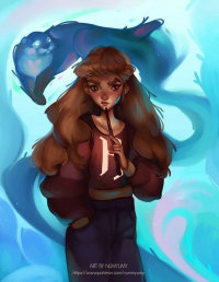 Hermione Granger from Numyumy