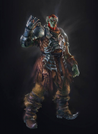 Ganondorf from Fehranna
