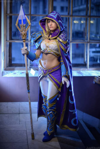 Natasha Firsakova as Jaina Proudmore