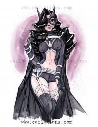 Huntress from Carlations