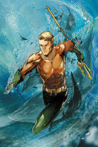 Aquaman from Peter V Nguyen