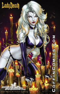 Lady Death from Mike Debalfo