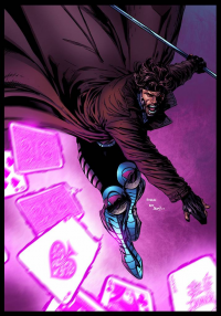 Gambit from ravencolors
