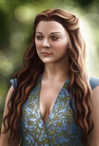 Margaery Tyrell from hello-ground