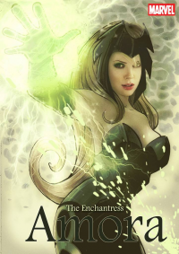Amora the Enchantress from Tommy Sindu