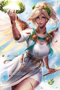 Mercy/Valkyrie from Olchas