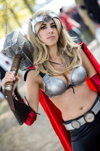 unknown artist as Thor