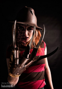 Kenny Partington as Freddy Krueger