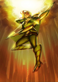 Windranger from Dirdo Crackie Mugenmcfugen