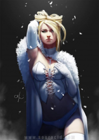 Emma Frost from Souracid