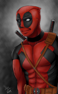 Deadpool from Casper Lee Sullivan