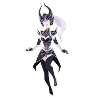 Syndra from Vonnabeee